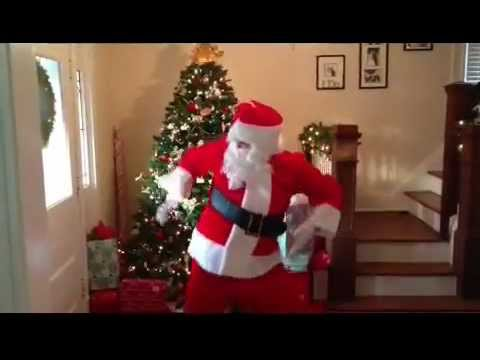 The Santa Shuffle Ho Ho Ho