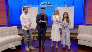 Baixar Battle of the Web Stars: Joey Graceffa vs. Rosanna Pansino