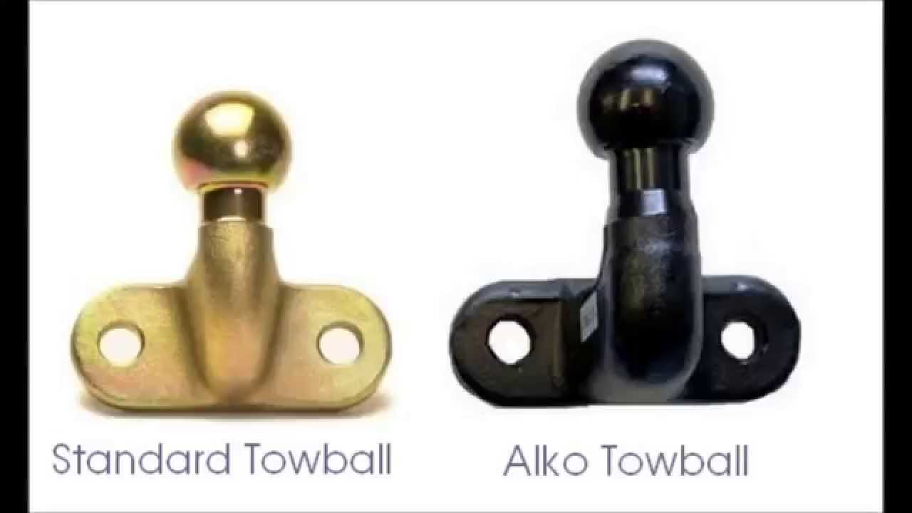 Alko hitch fitting 50mm towball tow ball towing heavy duty for Miroir tow n see