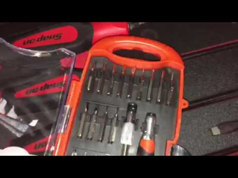 3071965e6 Snap on 12 piece screwdriver set review (tengtool