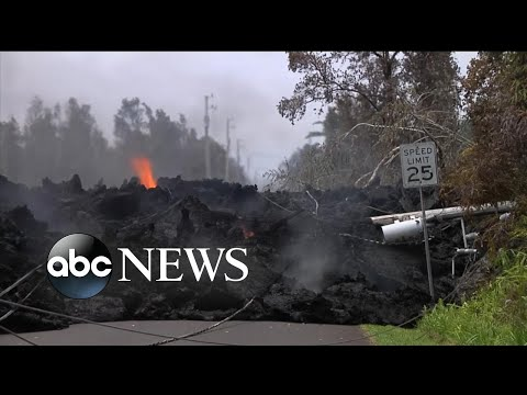 Hawaii is in a state of emergency