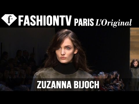Zuzanna Bijoch | Model Talk EXCLUSIVE | Fall/Winter 2014-15 | FashionTV