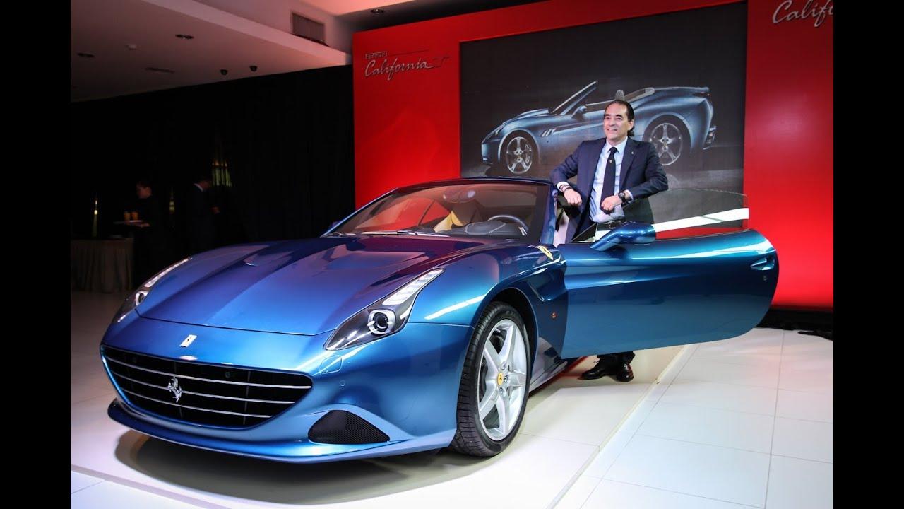 2014 Ferrari California T launch in Malaysia - AutoBuzz.my ...