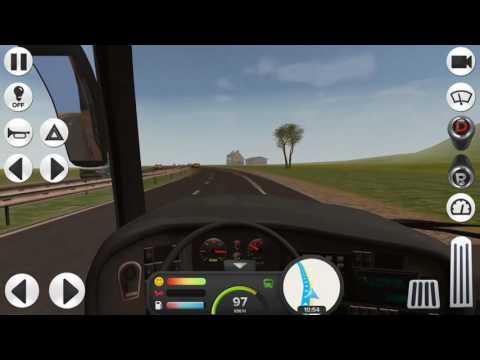 Coach Bus Simulator Venezia - Budapest #7 (Gameplay, Walkthrough) Ovidiu Pop, Ovilex