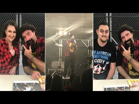 MICK FOLEY 20 YEARS OF HELL MCW VLOG!