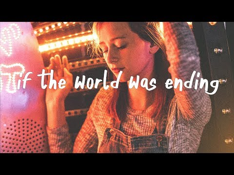 JP Saxe - If The World Was Ending feat. Julia Michaels (Lyric Video)