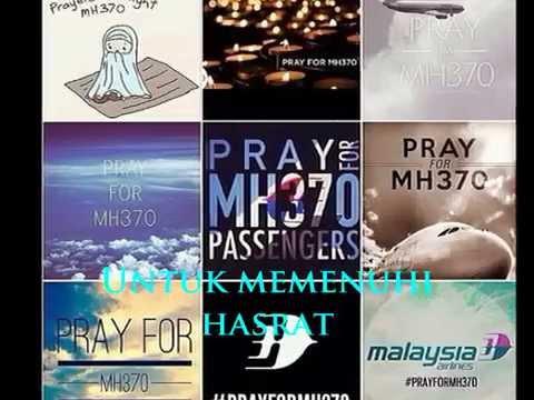 LAGU MELAYU MALAYSIA - MH370 PULANGLAH... KASIH (ASKMIT STUDIO) (LAGU BARU 2014) (LYRICS) (HD)