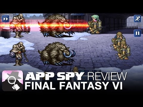 Final Fantasy VI | iOS iPhone / iPad Gameplay Review - AppSpy.com