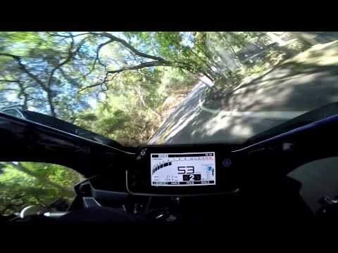 Rock Store - Mulholland Hwy - The Snake - 2015 Yamaha R1 Motorcycle Ride