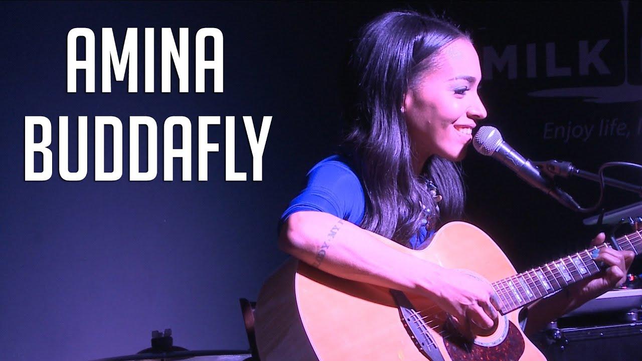 Amina Buddafly Sings
