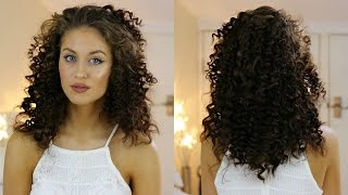 One of Katherine Rose's most viewed videos: Heatless Curls With Straws