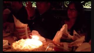 Celebrating Diane Catbagan`s Birthday At The Cheesecake Factory (8-14-14)