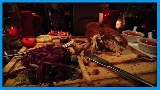 Nejlepší jídlo mého života + Vídeňské Vánoční trhy! - VIECC2017 TRIP VLOG #2