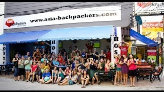 Cheap Hotels in Pattaya: Asia Backpackers Hostel Central Pattaya