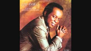 Lou Rawls ~ Stop Me From Starting This Feeling