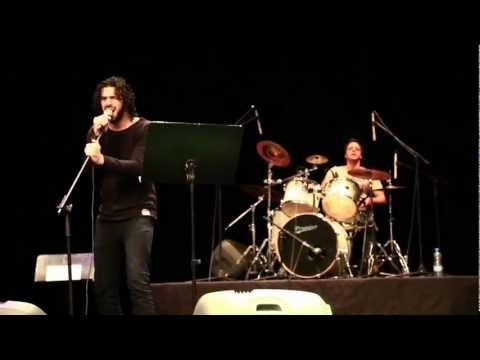 Ramy Essam - Egyptian Rock icons at Alex - Metallica cover