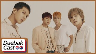 WINNER [위너] - 'WE' Mini Album Review (AH YEAH) - DaebakCast Ep. 121 (Pt. 3)