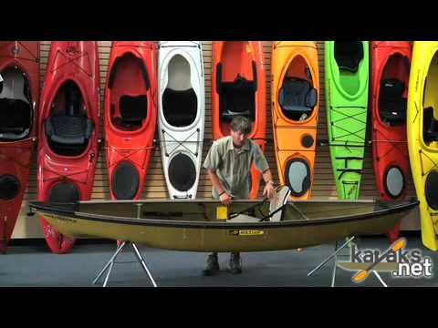 Native Watercraft Ultimate 12 Kayak Video Review