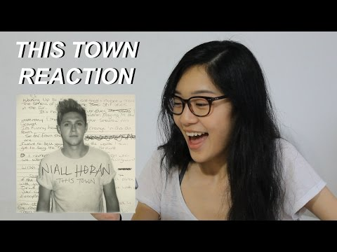 Niall Horan - This Town Reaction