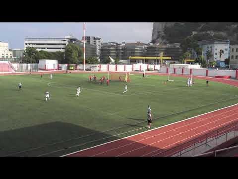 Manchester 62 FC V Gibraltar UTD FC 2017-10-15