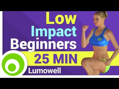 Beginner Cardio Workout at Home – Low Impact Exercises to Lose Weight