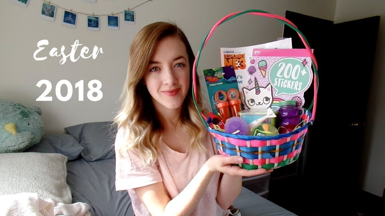 Whats in my kids easter basket 2018 target dollar spot whats in my kids easter basket 2018 target dollar spot negle Gallery