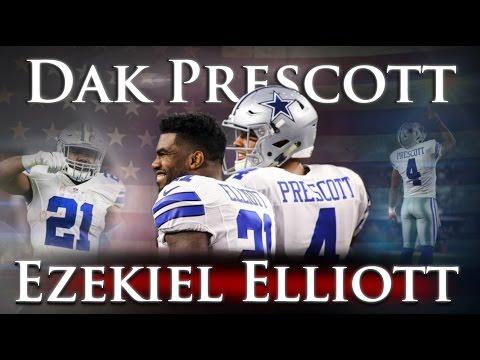 Dak Prescott and Ezekiel Elliott - Dak & Zeke
