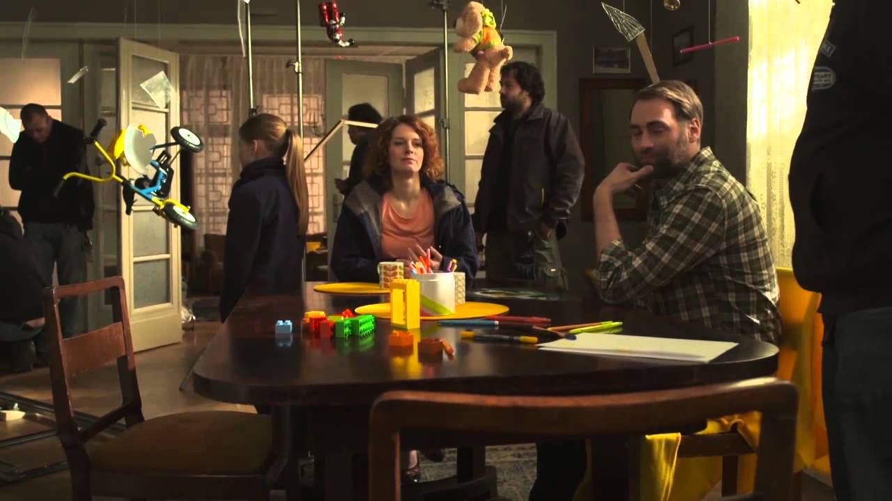 AA - Behind The Scenes of AA Home Insurance Ad - YouTube