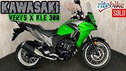 Kawasaki VERSYS X KLE 300 CHF