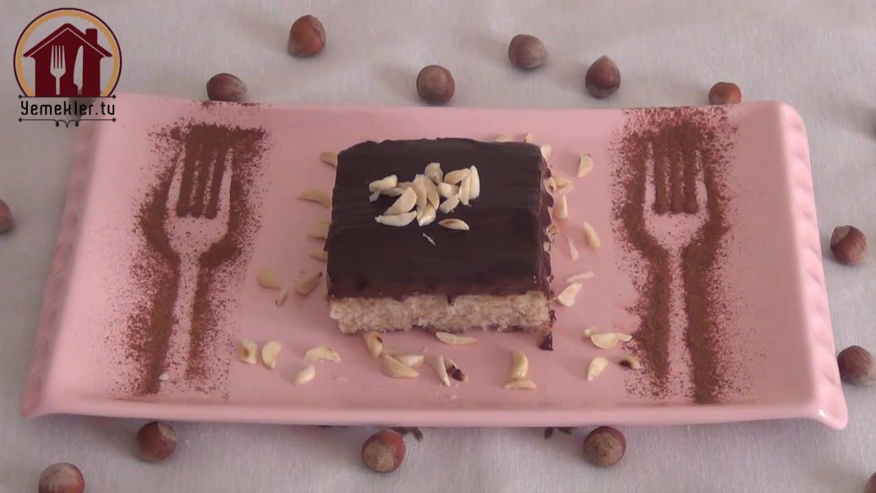 Çikolata Soslu Tarçınlı Kek