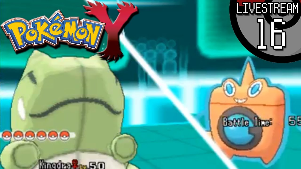 how to get rotom in pokemon x and y