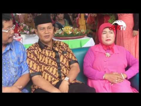 Pelepasan 250 Siswa Smpn 8 Kota Jambi Sukses Youtube