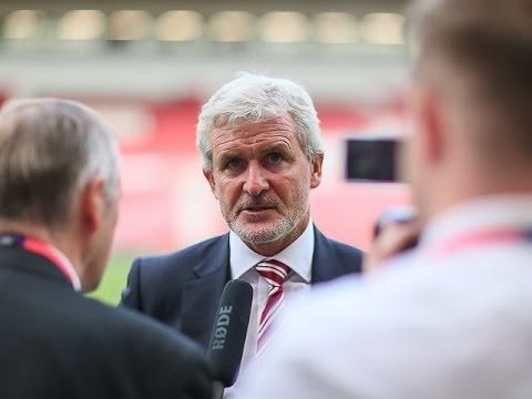 Mark Hughes On Middlesbrough Draw
