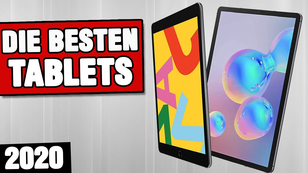 Das Beste Tablet 2021 Kaufen Review Test Bestes Android Tablet Bestes Ipad Windows Tablet 2020 Youtube