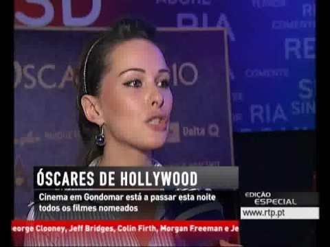 Helena Costa nos Oscares