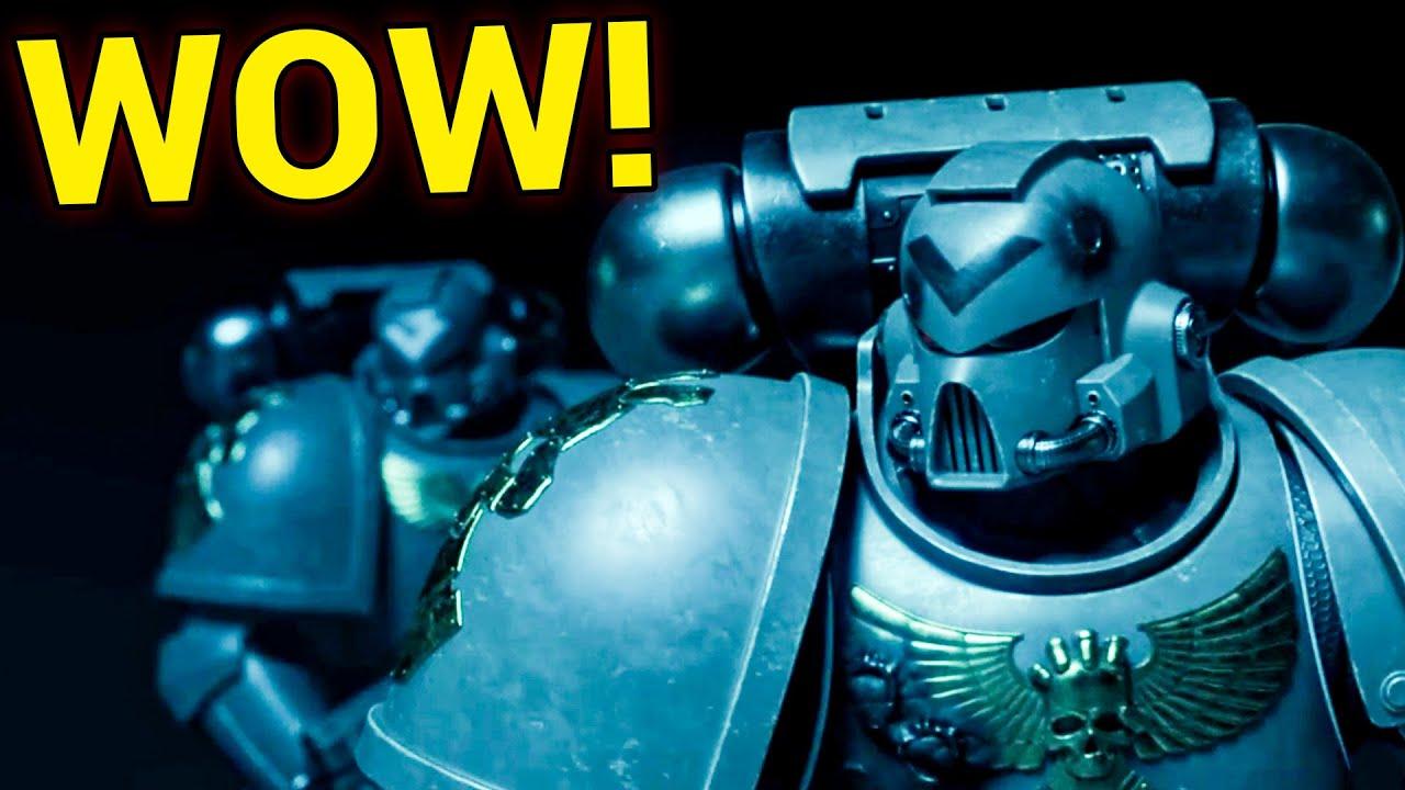 Dieser WARHAMMER 40k Fan-Film ist jetzt OFFIZIELL?! - ASTARTES News