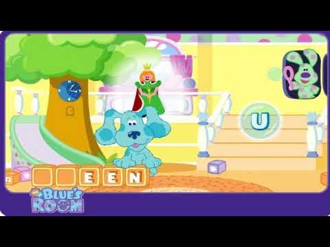 BLUE'S CLUES - Blue's Clues Polka Dots' Bubble Puzzle - Blue's Clues Game