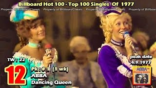 "1977 billboard hot 100 ""year-end"" top 100 singles [ 1080p ]"