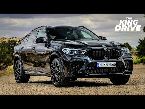 """Новый BMW X6M Competition 2020 F96. """"Батя в здании"""""""