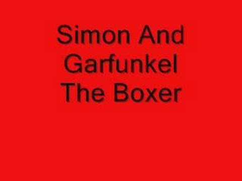 Simon And Garfunkel The Boxer