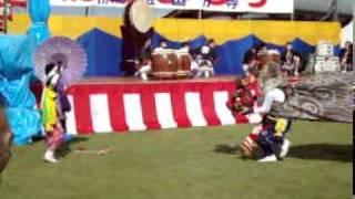 徳田祭り『カサ』
