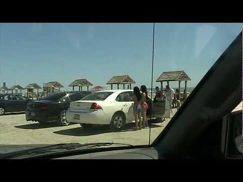 Port Aransas, Texas Beach