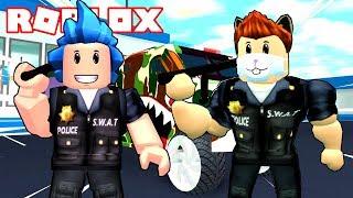 EL DUO SWAT! YOKAI Y MIANNN 🔥 Roblox Mad City