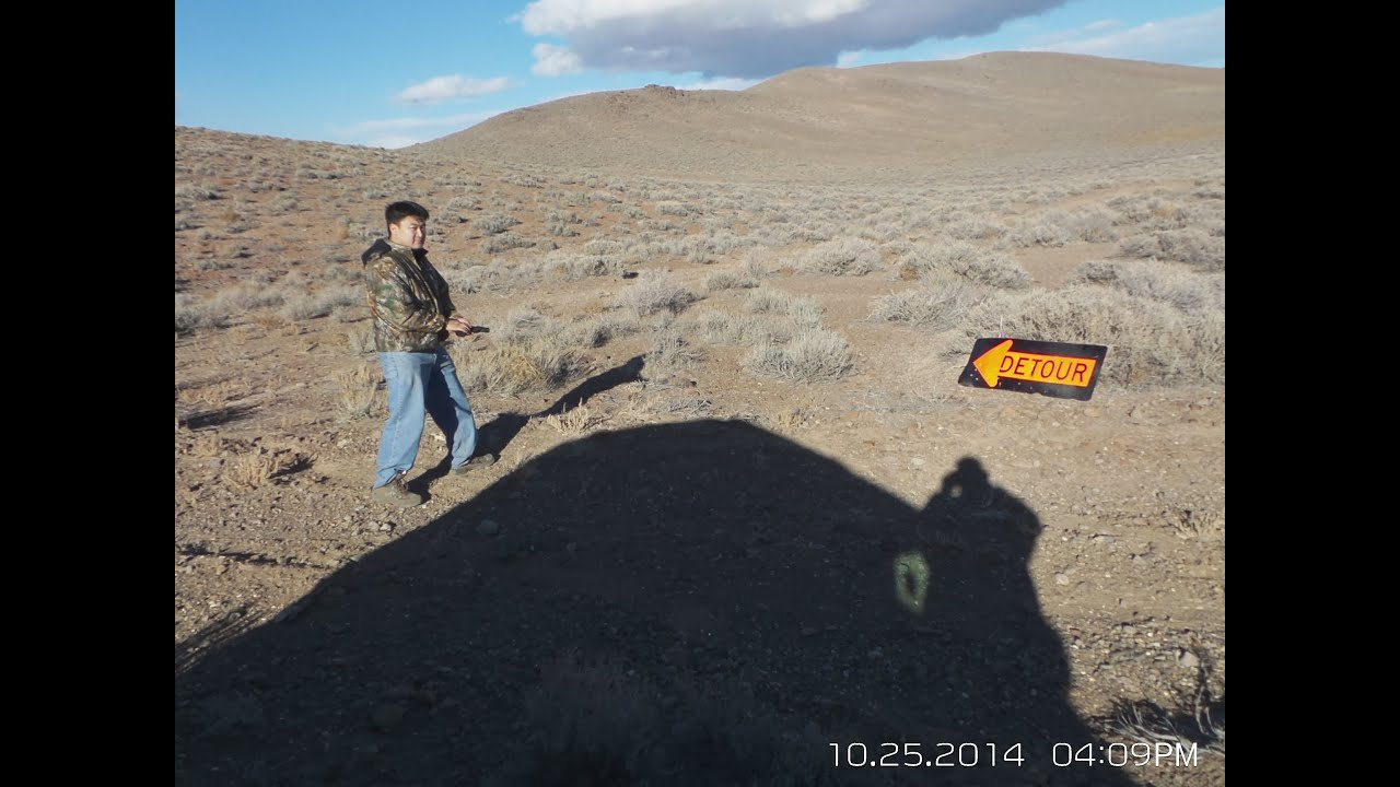 Nevada Carry: Desert Shooting Spots in Southern Nevada?   Blm Nevada Shooting