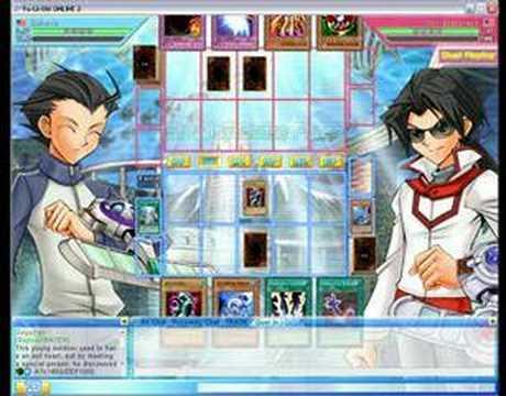 Yugioh Online Duel