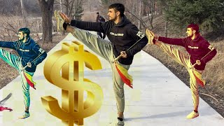 Cost of Kung Fu Training in China