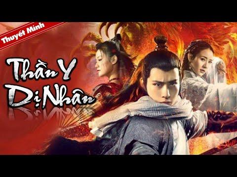 [Thuyết Minh] Phim Cổ Trang Trung Quốc Mới Nhất 2021   THẦN Y DỊ NHÂN   Phim Lẻ Chiếu Rạp Cực Hay   Phim hành động võ thuật 1