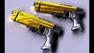 Duke Nukem Begins Weapon Renders?