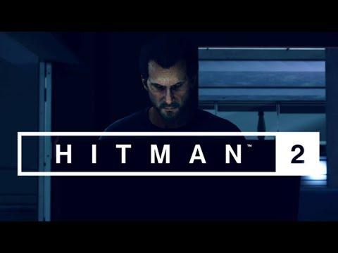 HITMAN 2: Lucas Grey Mod (Hawkes Bay - Silent Assassin)