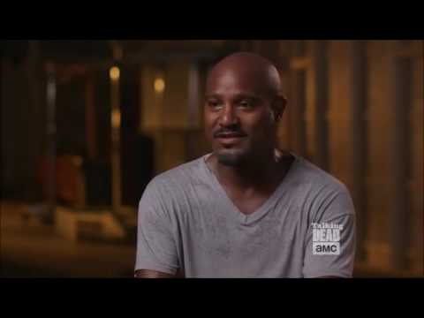 Talking Dead  Seth Gilliam Father Gabriel on Spencer